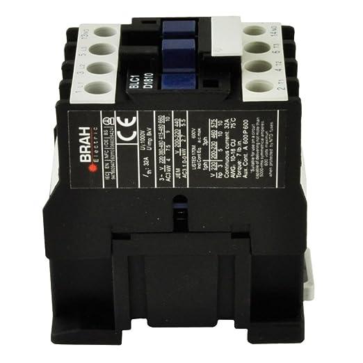 Direct Replacement TELEMECANIQUE LC1-D18  Contactor LC1D18 LC1D1810-E7 48V Coil