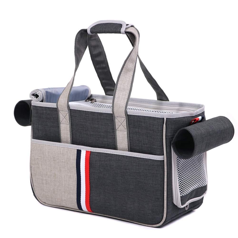 C 29X20X51CM C 29X20X51CM Jian E& Pet Bag Out Of The Portable Bag Cage Cat Bag Handbag Breathable Bag Cat Backpack (color   C, Size   29X20X51CM)