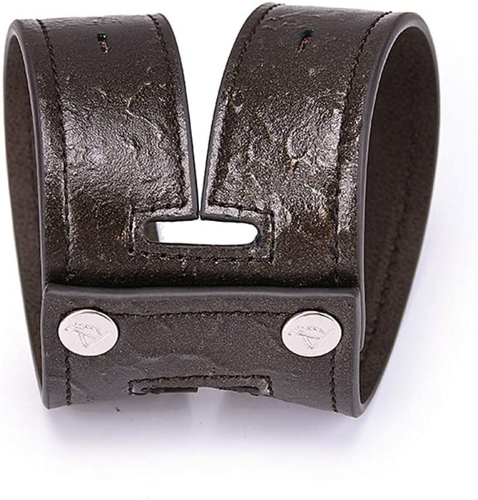 YGZ De Cuero con Cierre de Tiras Confortable y de Seguridad for Las Parejas Backpack