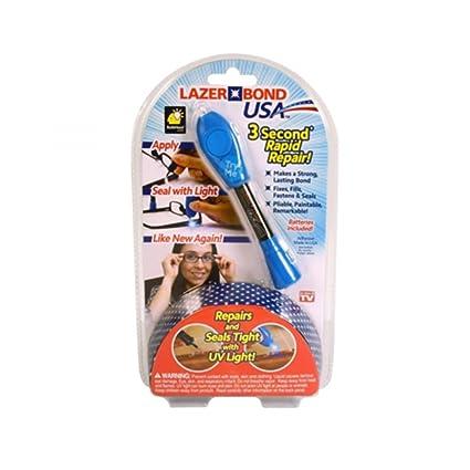 lazer bond  : Lazer Bond DIY UV Activated Liquid Plastic Bonding Self ...