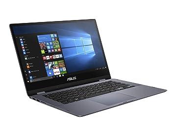 d88fd3f3f9c8b9 Asus Vivobook Convertible TP412UA-EC036T PC portable 14 quot  Full HD Gris  Clair (Intel