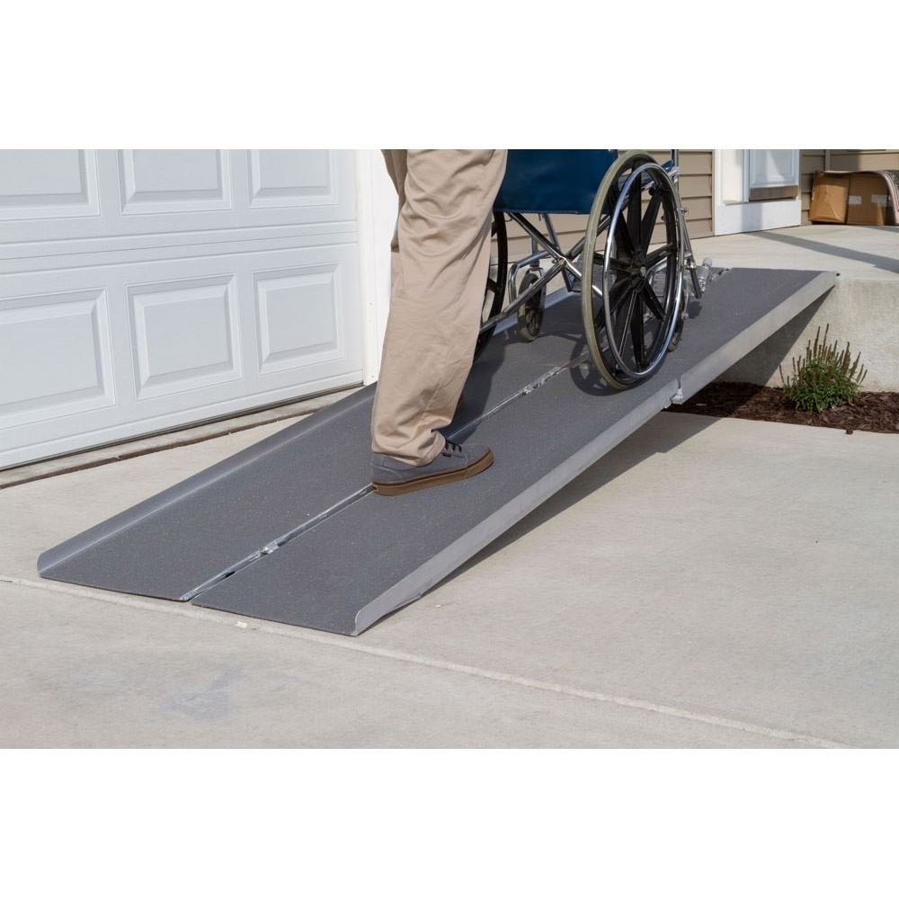 Multi-Fold Mobility Scooter and Wheelchair Ramp - 12 ft. by Rage Powersports (Image #2)