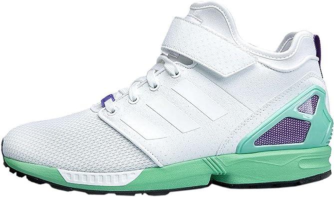 adidas Chaussure mi montante ZX Flux NPS Blanc 36 23