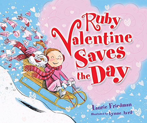 Ruby Valentine Saves the Day - Planning Years New Party