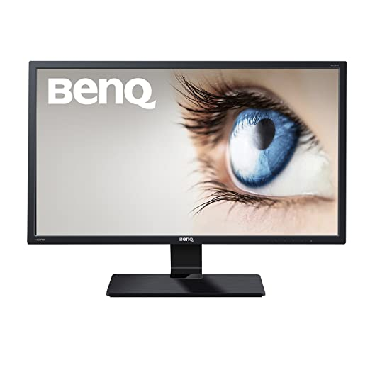 "12 opinioni per BenQ GC2870H Monitor LED 28"", Full HD, 2 Porte HDMI, VGA, TCO 6.0, Nero"