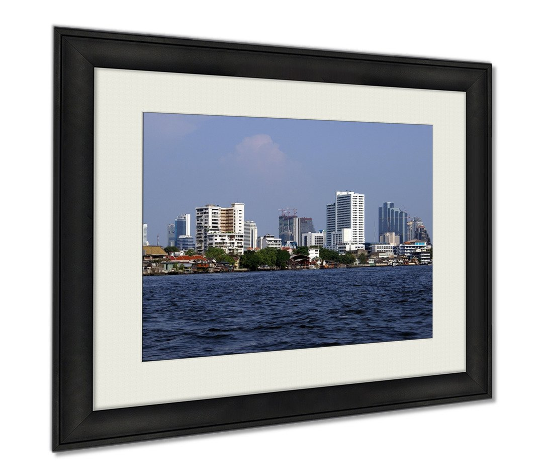 Ashley Framed Prints Pattaya City Thailand, Wall Art Home Decoration, Color, 30x35 (frame size), AG5892742 by Ashley Framed Prints