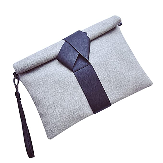 Ladies Oversized Clutch Bag Purse, Womens Large Textured Envelope Evening  Wristlet Handbag with Strap (Blue): Amazon.co.uk: Clothing