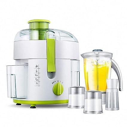 FZ FUTURE Extractor de zumos, Licuadora de Fruta, con Boca Ancha ...