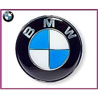 Dunwoth BMW Emblem Logo Vorne & Hinten Motorhaube Kofferraum 82 mm