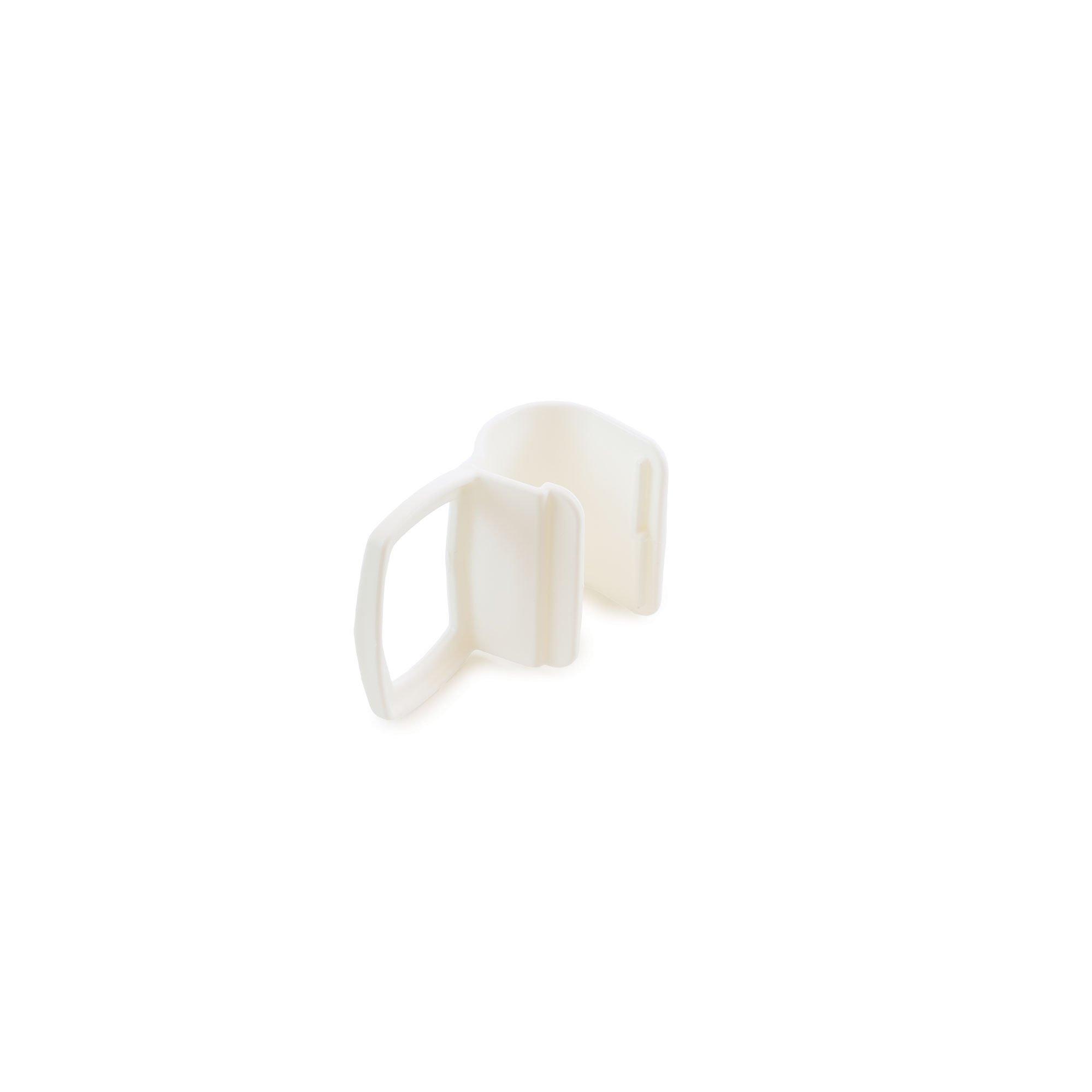 Medegen Medical Products H143-01 White Uri-Clip Urinal Holder (Pack of 48)