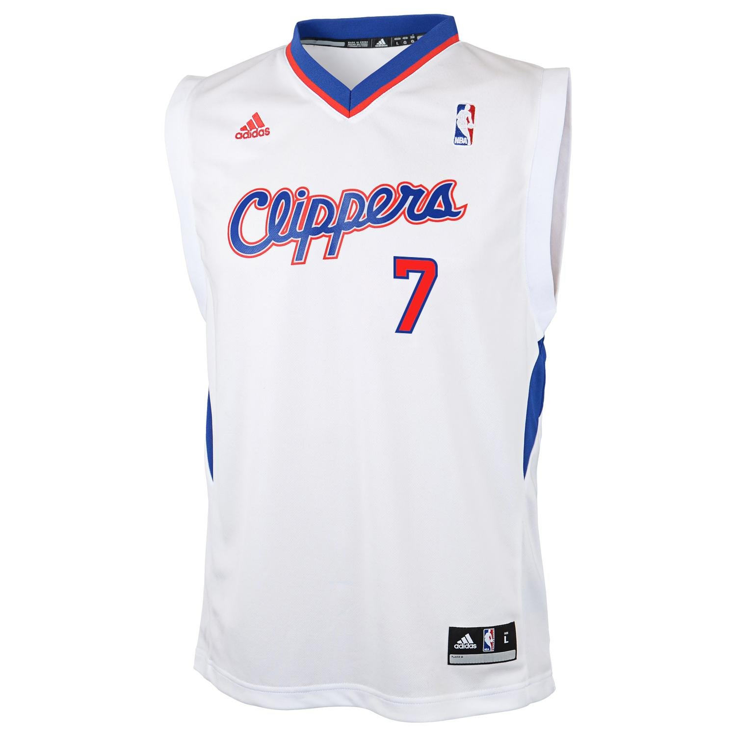 ... switzerland high quality nba los angeles clippers lamar odom youth 8 20  replica home jersey 37b03 9f185ee26