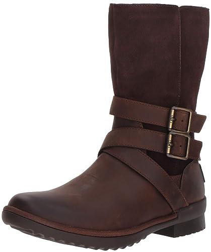 d41c5a71c1 UGG® Lorna Damen Stiefel Schwarz: Amazon.de: Schuhe & Handtaschen