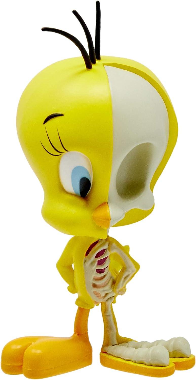 Amazon Com Tweety Bird Xxray Vinyl Art Figure Toys Games