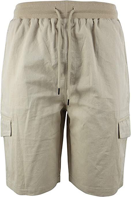 Tuffstuff Mens gents cargo style multi pocket work endurance short shorts 822