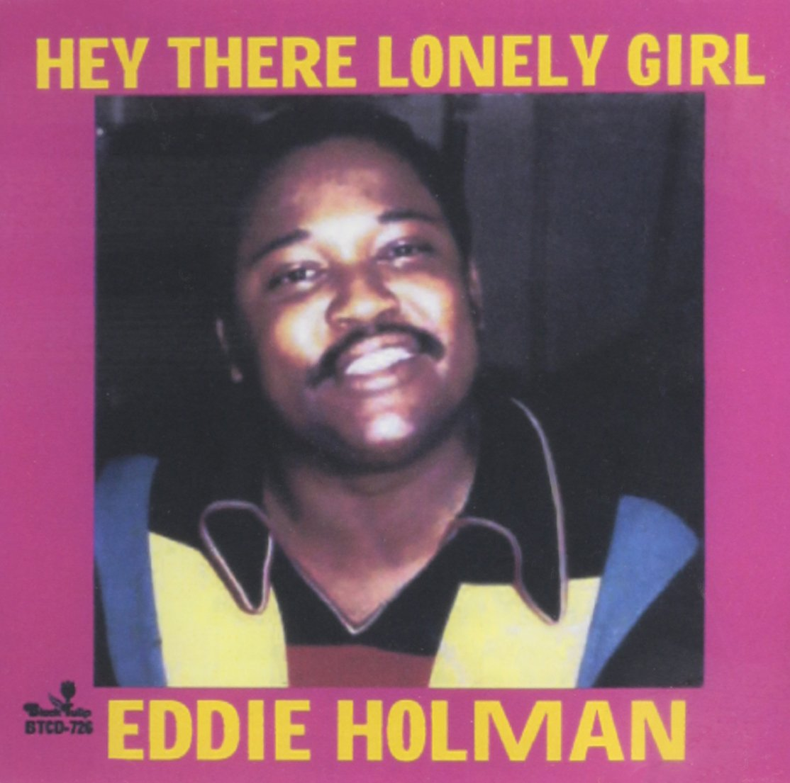 Image result for eddie holman hey there lonely girl single images