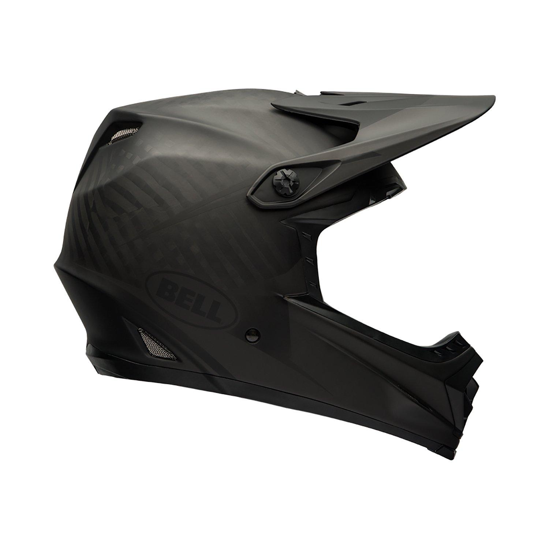 BELL(ベル) ヘルメット 自転車 サイクリング フルフェイス FULL 9 [フルナイン マットブラック/グレイインテイク XS 7054328]   B00MV7RLC0