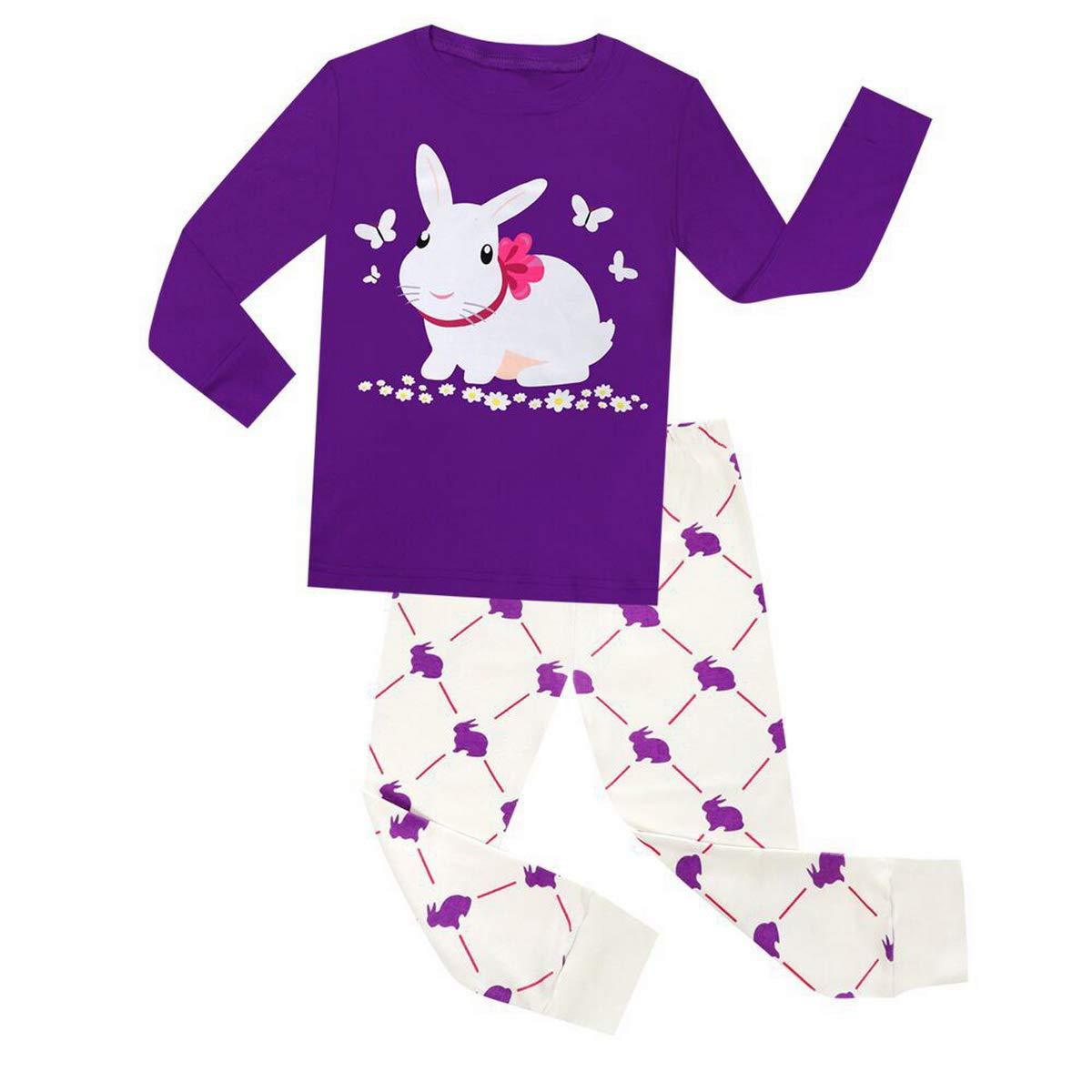 Fribro Baby Boys Elephant Pajamas Todder /& Kids Sleepwear Cotton PJS P050
