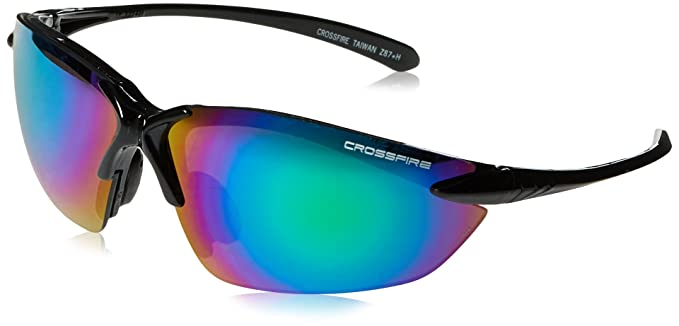 Amazon.com: Crossfire 9610 Sniper anteojos de seguridad ...