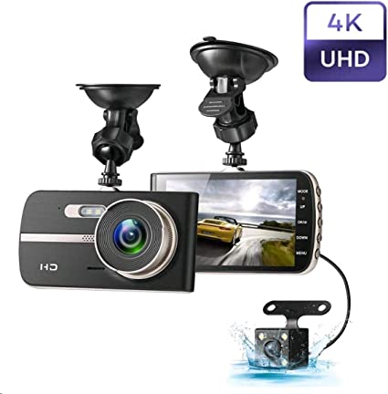 Dash Camera FHD 1080P Car 170/°Wide Angle Night Vision Loop Recording Parking Monitor 3.5 inch Car Camera car dvr 170/°Wide Angle WDR,