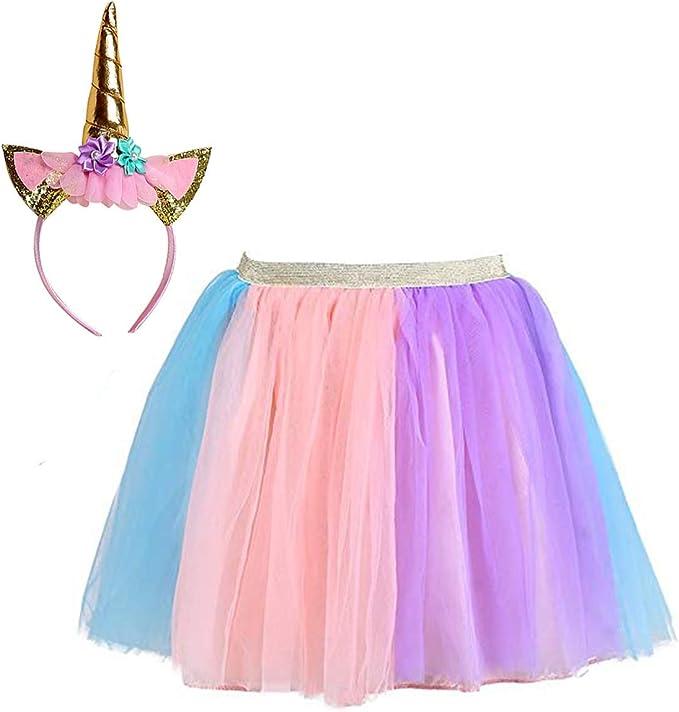 Amazon.com: Faldas de tutú para fiesta de cumpleaños de ...