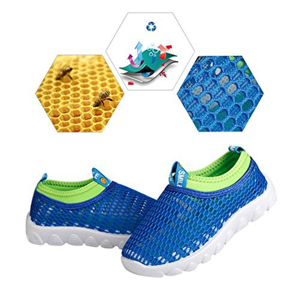 Sandalen Jungen Wasserfest Badeschuhe M/ädchen Sommer Schuhe Kinder Hausschuhe Baby Mesh Slipper Lauflernschuhe