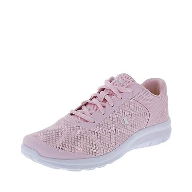 2791d3bb365cf Champion Light Pink Mesh Women's Gusto Performance Cross Trainer 5 Wide
