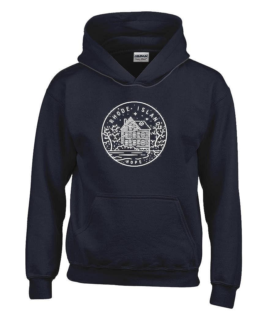 Kids Sweatshirt Rhode Island State Design Youth Hoodie