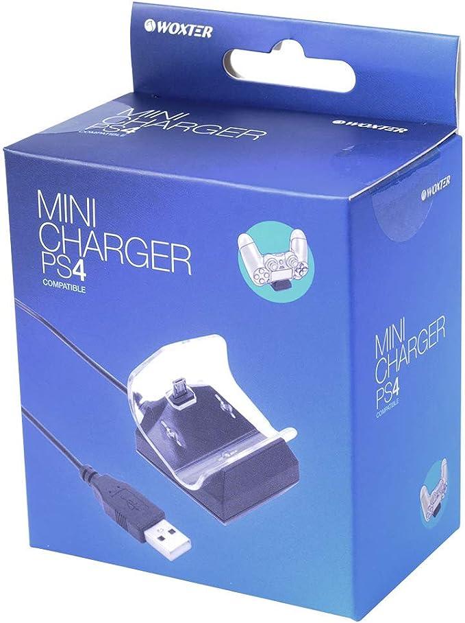 Blade - Mini Charger Woxter (PS4): Amazon.es: Videojuegos