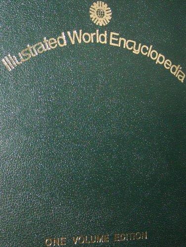 Bobley Illustrated World Encyclopedia One Volume Edition 1977 (Hardcover 1977 Printing, Ninth Edition)