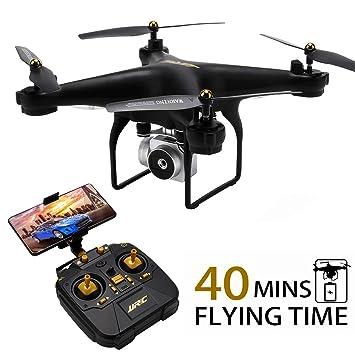 JJRC H68 RC Drone 20 minutos de largo tiempo de vuelo Quacopter ...