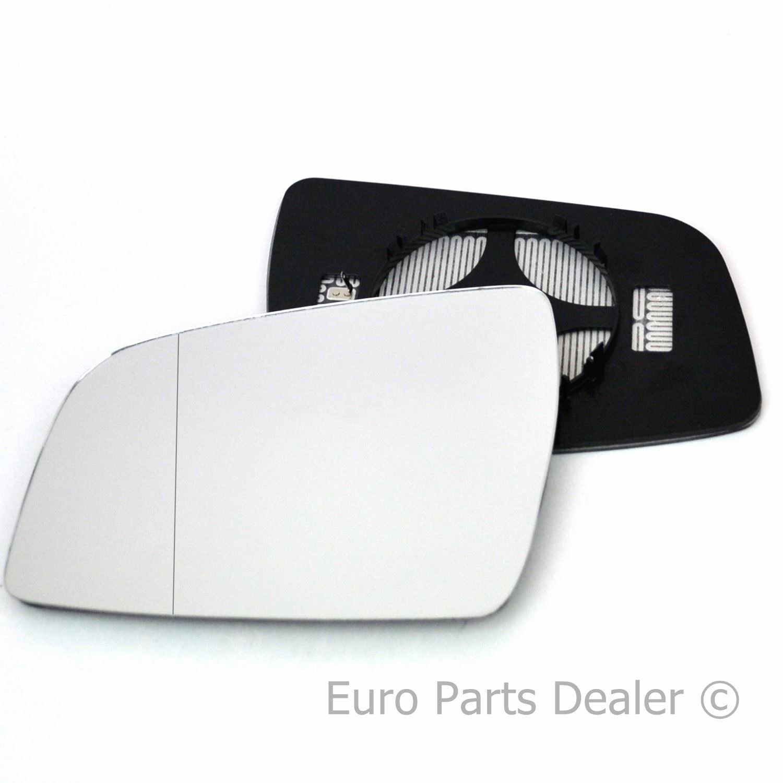 LFS Wing Door Mirror Glass Passenger Side Heated Wing Door Mirror Glass