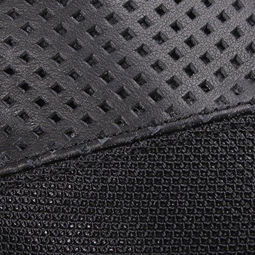 Philippe Model Slip On Sneakers Uomo LELUDP01BK Pelle Nero