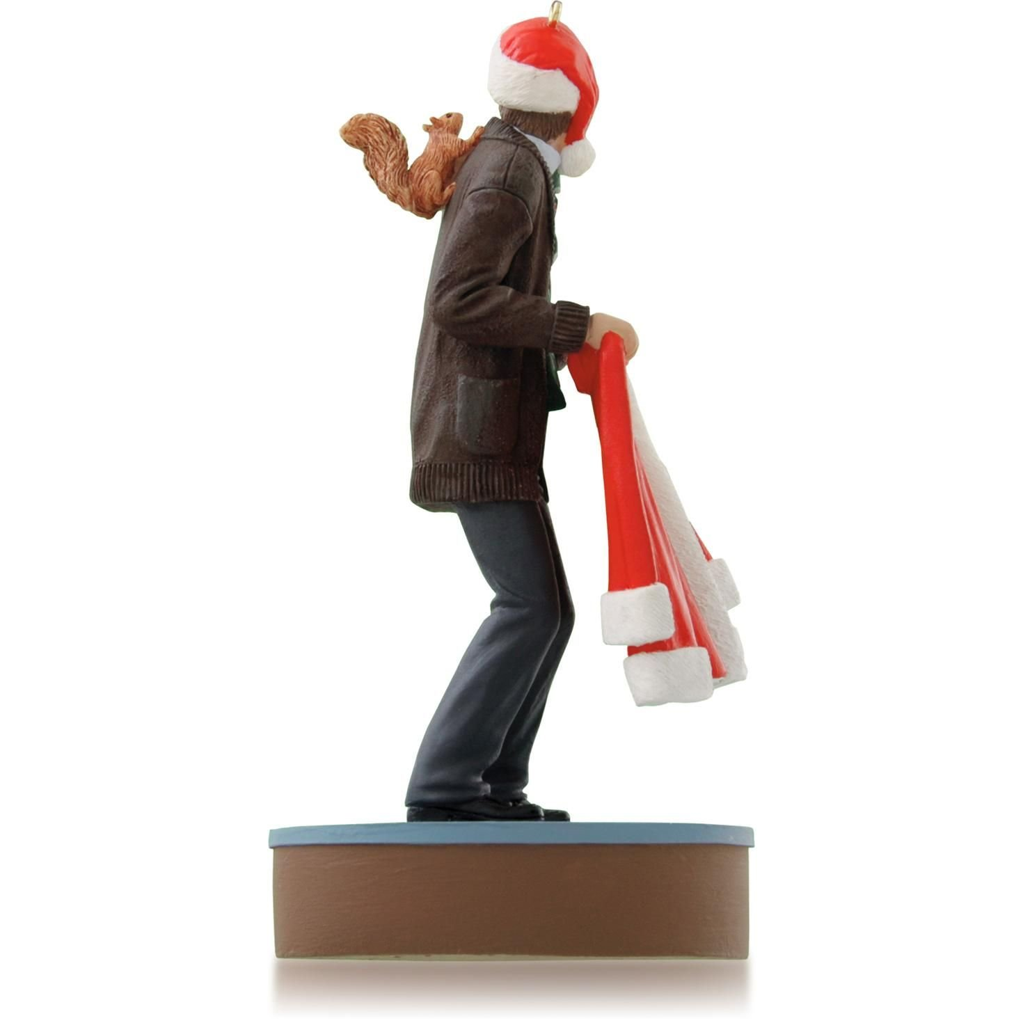Amazon: Hallmark 2014 Squirrel National Lampoon's Christmas Vacation  Ornament: Home & Kitchen