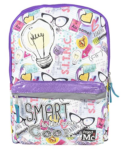 Project MC2 Motion Light Backpack Sparkle Girls