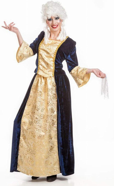 Disfraz de Marquesa de época para mujer: Amazon.es: Juguetes y juegos