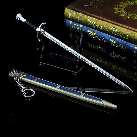 Amazon.com: manhuan Juego Jon Snow Longclaw Espada Arma ...