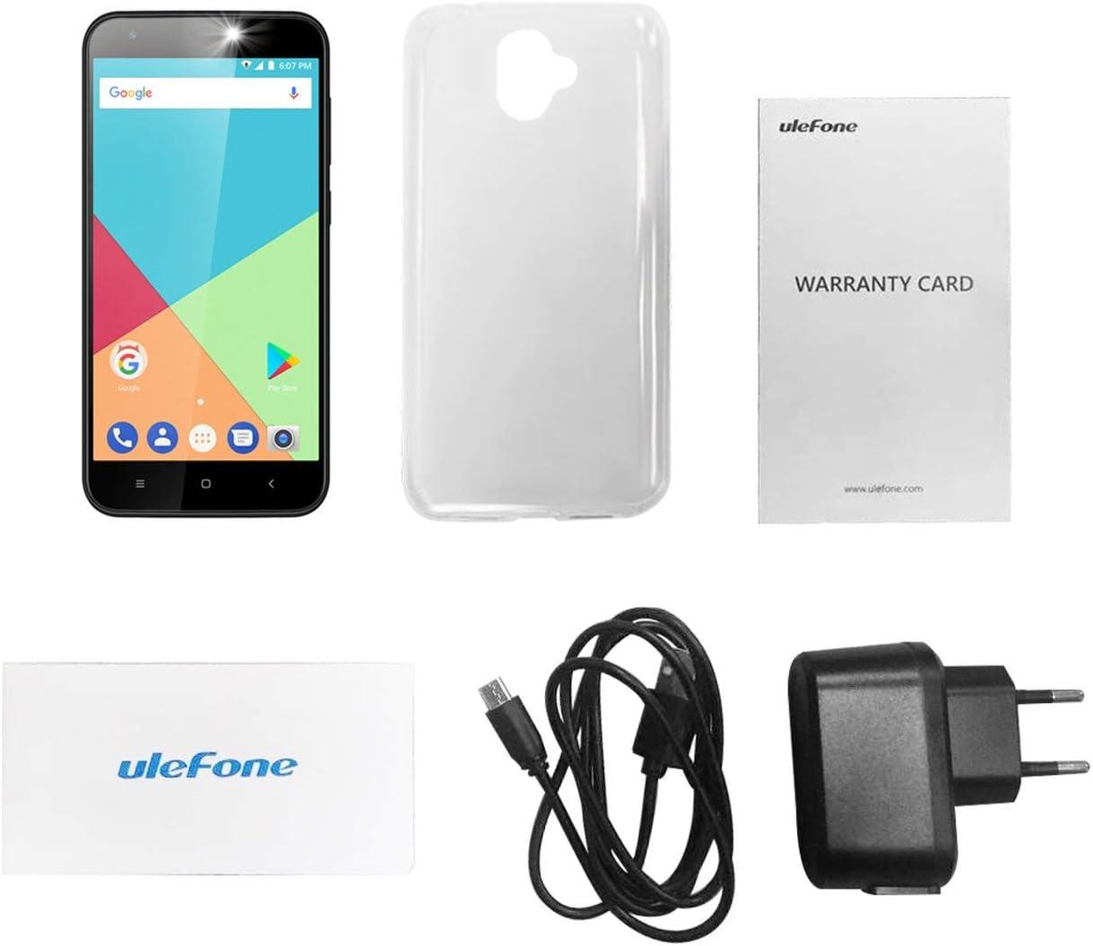 WOSYEYO Ulefone S7 5.0 Pulgadas Android 7.0 2+16G Smartphone 8MP ...