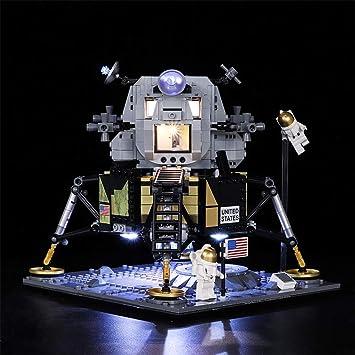 POXL Licht Set Für NASA Apollo Saturn V LED Licht Set Led
