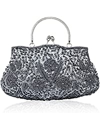 aff54b496be Amazon.com  Greys - Evening Bags   Clutches   Evening Bags  Clothing ...
