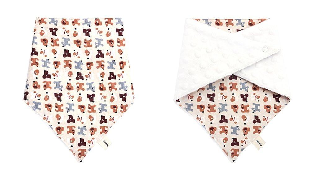 Need4Baby Halstuch Dreieckstuch Sabbertuch Baby Bib für Mädchen und Jungen Babys