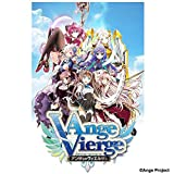 Ange-vierge Booster Pack Chapter 11 limited edition girl who start by Kadokawa