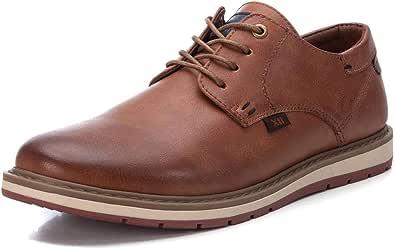 Zapatos Casual XTI 44211 para Hombre Camel