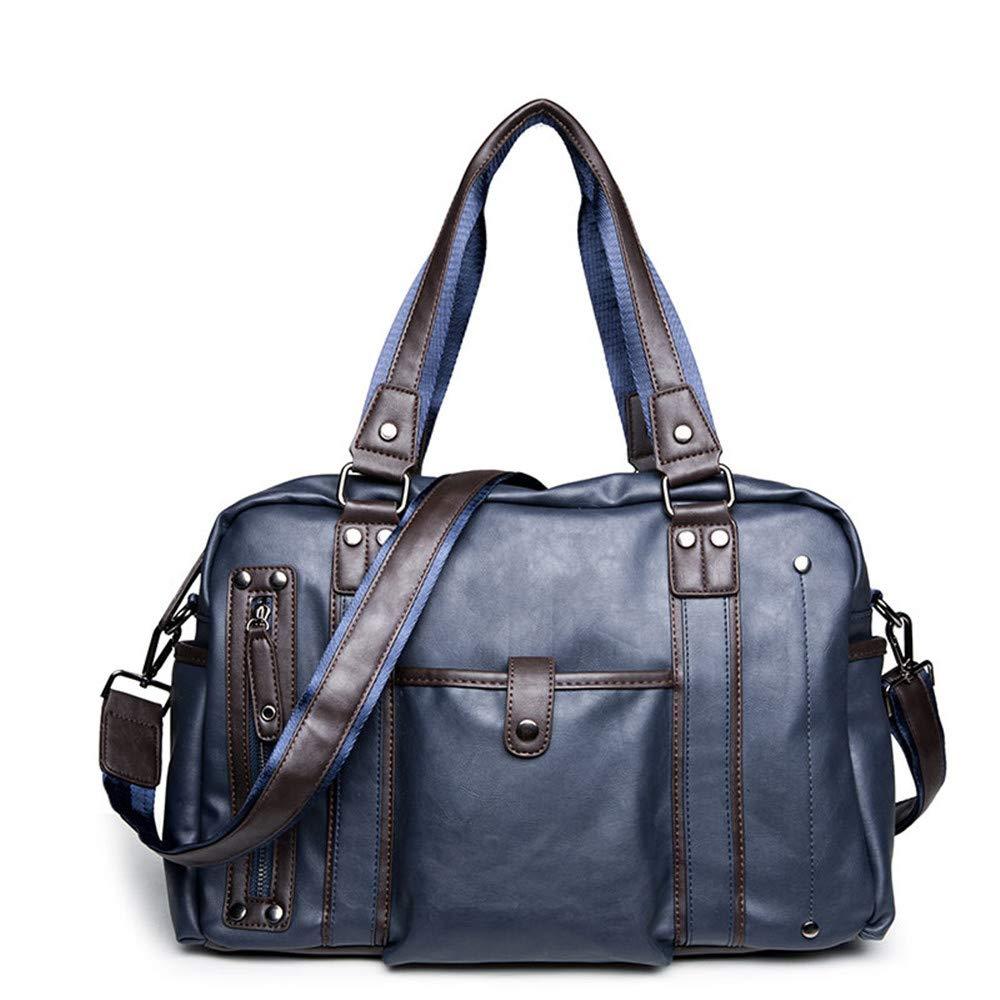 AUMING Umhängetasche Männer Vintage Tote Schulter Messenger Bags große Kapazität Taschen für Business Casual Messenger Handtasche B07K9LXVWJ Messenger-Bags