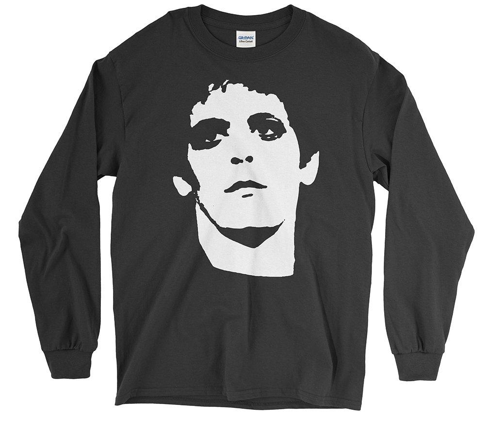Lou Reed Punk Rock Music Shirts