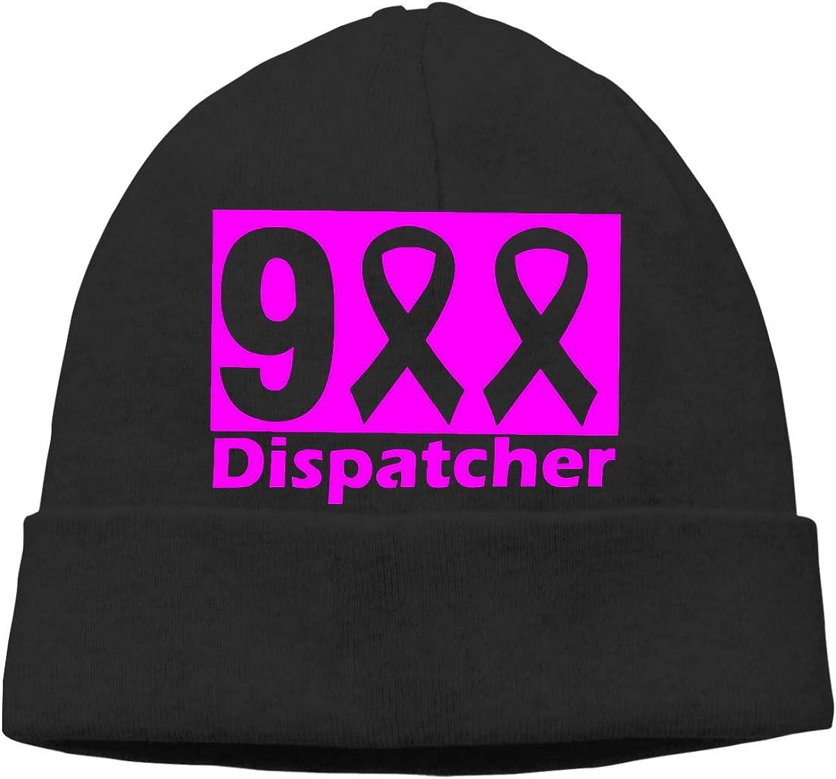 GDSG5/&4 911 Dispatcher Unisex Daily Slouchy Cycling Beanie Cap