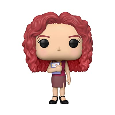 Funko Pop! TV: Will & Grace - Grace Adler, Multicolor: Toys & Games