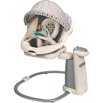 Amazon Com Graco Sweetpeace Infant Soothing Center