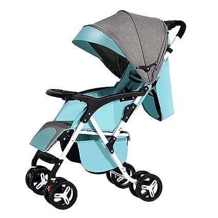 LIU UK Baby Stroller Cochecito de bebé, Carrito de bebé ...