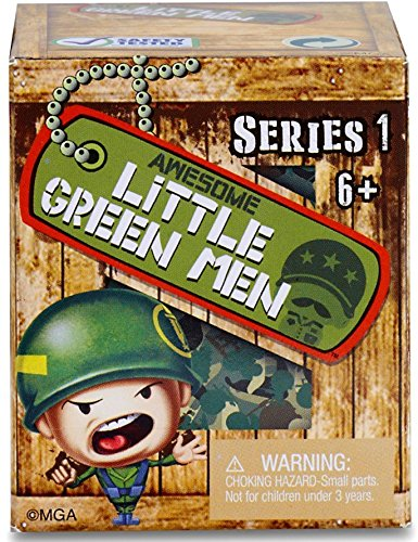 - Awesome Little Green Man Blind Box