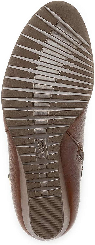 45910 flexi Karly Women/'s Genuine Cowhide Wedge Boot
